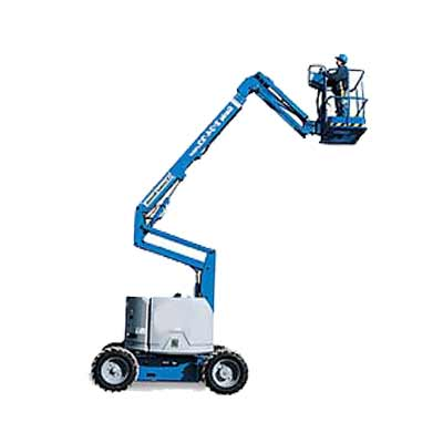 genie boom lift hard to reach areas maimi signs and printing