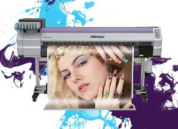 Miaimi Banner Printing Wide Format Printer Small