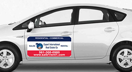 Hialeah Vehicle Magnets & Truck Magnet Printing
