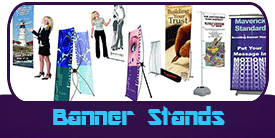 Banner Stands Miami Banner Printing Products