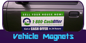Vehicle Magnets Miami Banner Printing Products